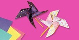 Party Pinwheels craft