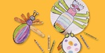 Big Bright Bugs craft
