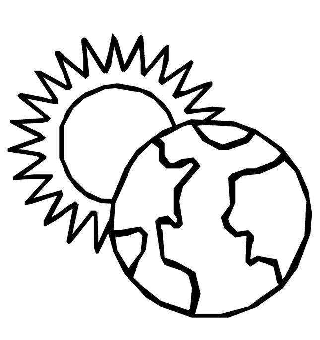 La Rotación de la Tierra | crayola.com.mx