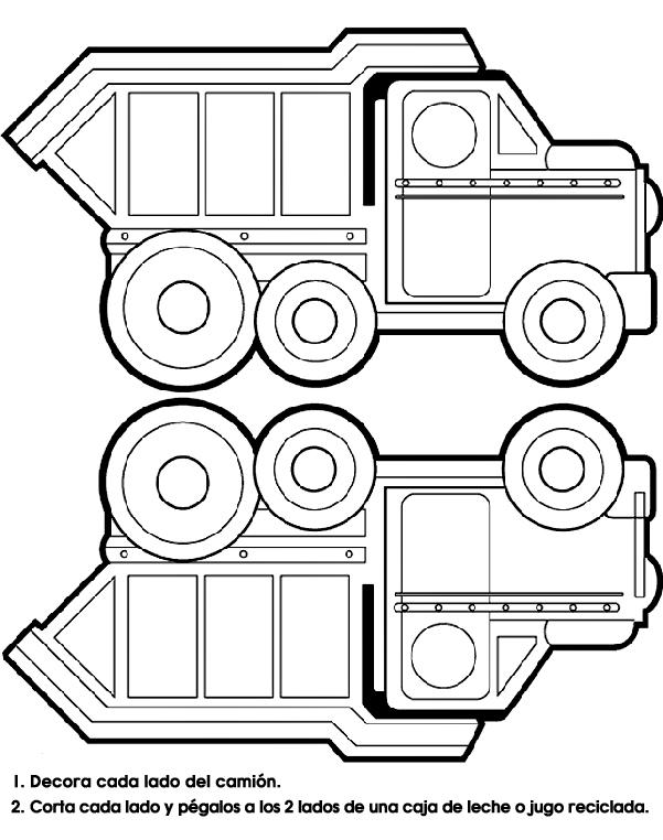 Caja de Torton   crayola.com.mx