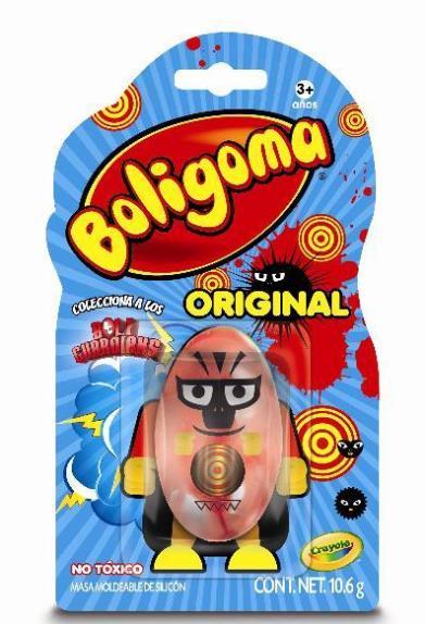 Boligoma Original | crayola.com.mx