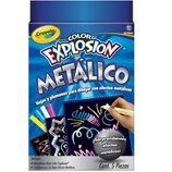 Color Explosion metalico