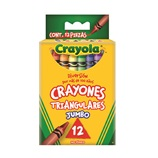 Crayones triangulares