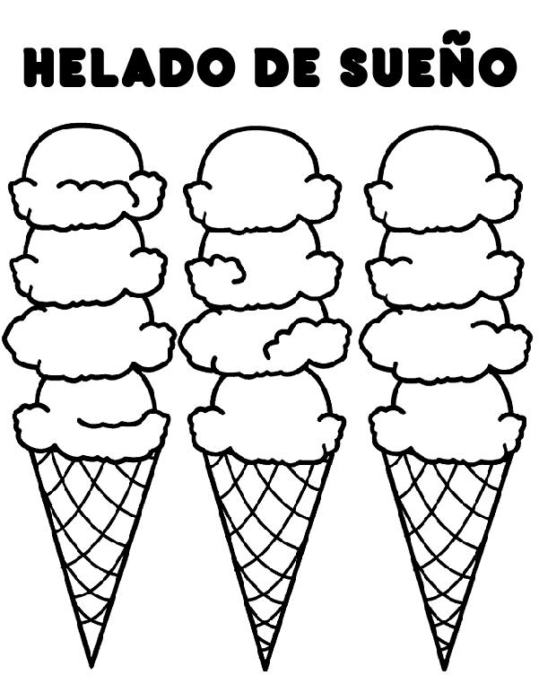95+ ideas Dibujo De Paleta De Helado Para Colorear on ...