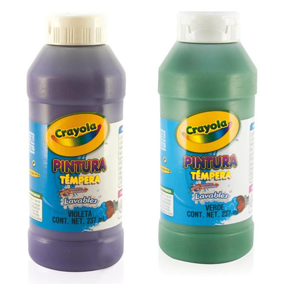 Image gallery pintura crayola for Color agua marina pintura