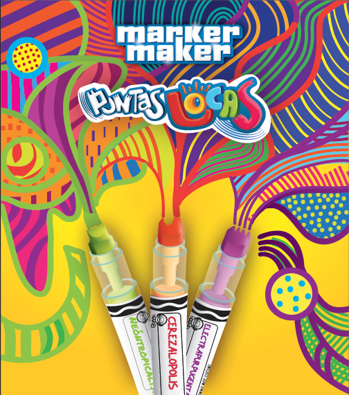 latas crayola